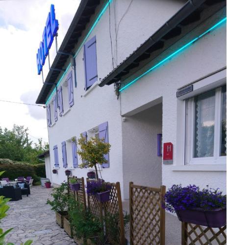 . Hotel au Charme du Levat