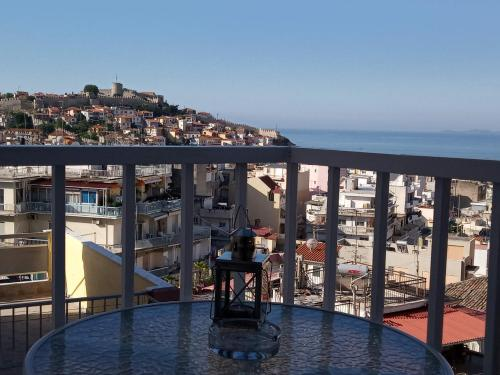 Castle View Apartment in Kavala