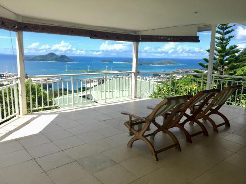 Beau Séjour Hotel, Victoria, Seychelles