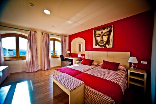 Special Offer - Twin Room Hotel Condes de Castilla 7