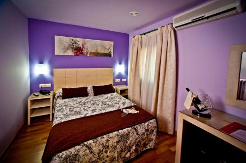 Single Room Hotel Condes de Castilla 5