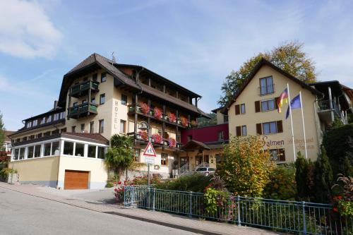 Hotel-overnachting met je hond in Landhotel Salmen - Oberkirch
