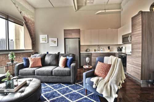 GA Living Suites- Downtown Dallas Corporate Suites