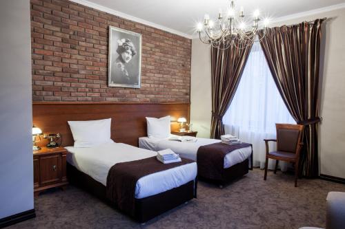 . Trzy Korony Boutique Hotel&SPA Piwne