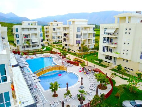 Natali apartment 1+1 with swimming pool