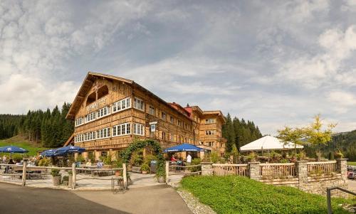 Auenhütte Kleinwalsertal/Hirschegg