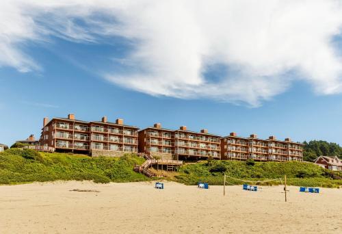 . Hallmark Resort in Cannon Beach