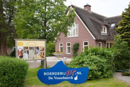 . Apartement De Vosseburch