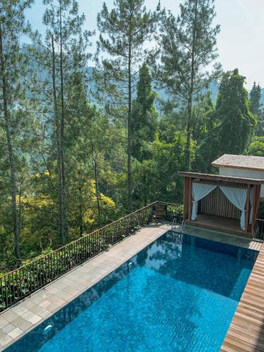 Cempaka 1 Villa 5 bedroom with a private pool