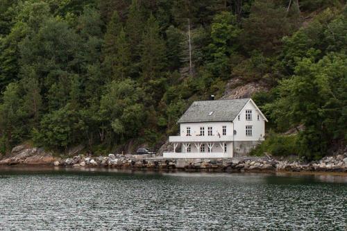 Feriehus Ved Sjøen I Vaksvika