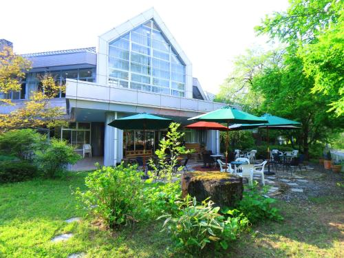 Guestroom Garden Azumino
