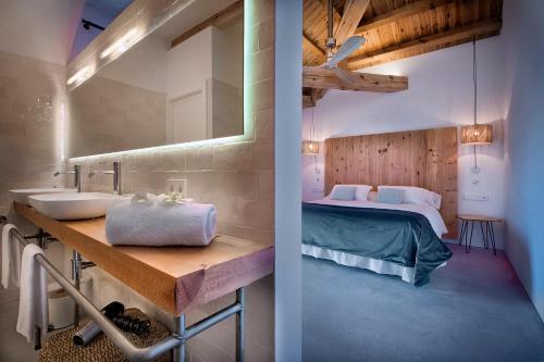Superior Doppel- oder Zweibettzimmer - Einzelnutzung La Fábrica del Canal 4