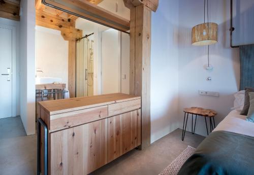Standard Doppel- oder Zweibettzimmer - Einzelnutzung La Fábrica del Canal 1