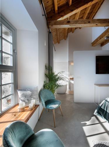 Superior Deluxe Doppel-/ Zweibettzimmer  - Einzelnutzung La Fábrica del Canal 3