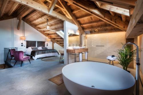 Maisonette-Suite - Einzelnutzung La Fábrica del Canal 7