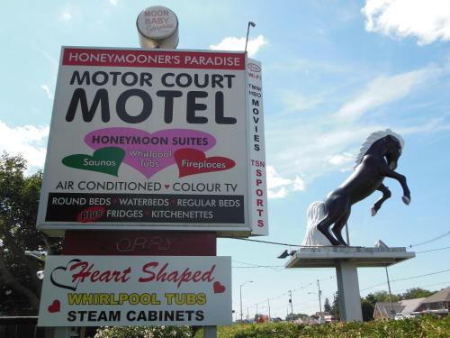 . Motor Court Motel