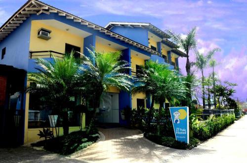27 Praia Hotel - Frente Mar