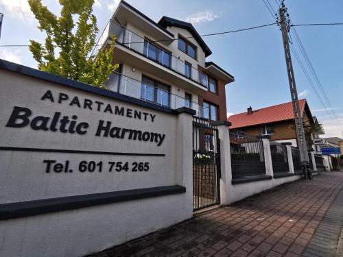 Apart Harmony - Apartamenty Baltic Harmony, Wladyslawowo