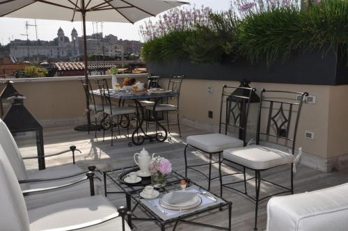 Фото отеля La Scelta Di Goethe - Luxury Suites