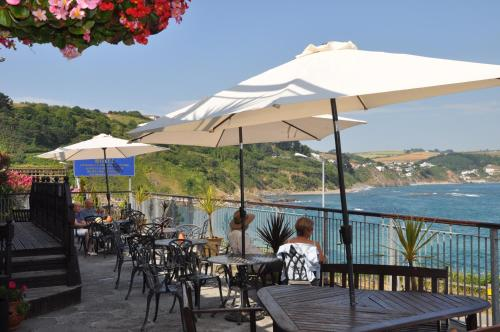 The Hannafore Point Hotel, East Looe, Cornwall