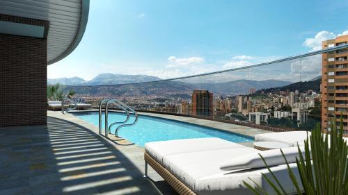 . Comfortables suites en el Poblado Balsos