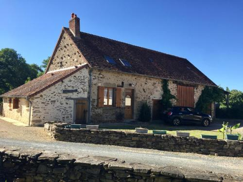 Charmante maison en pierre au coeur du Berry - Hotel - Parnac