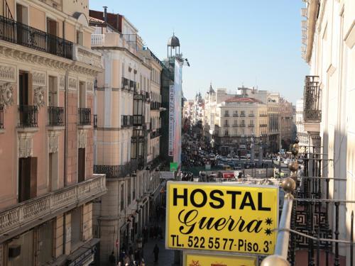 Hostal Guerra Foto 1