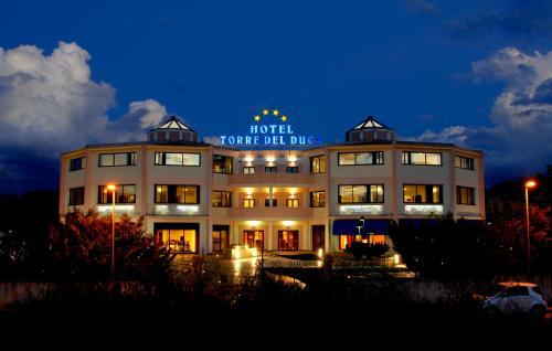 A Hotel Com Hotel Torre Del Duca Hotel San Floro Italy