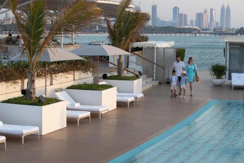 Jumeirah Beach Road, Dubai, United Arab Emirates.