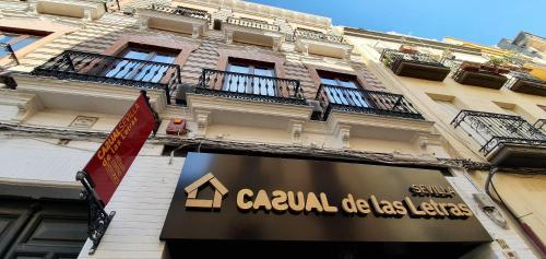 Casual de las Letras Sevilla