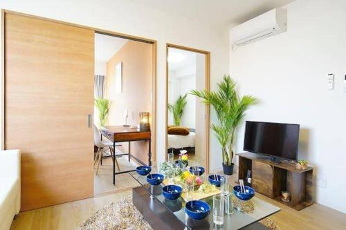 SL201 NEW 40%OFF 4mins to Ueno 2 bedrooms 8pax