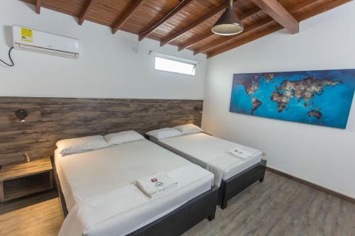 Hotel Montañita Hostel