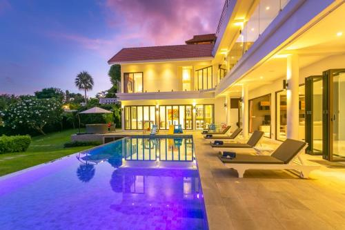 Phuket Villa 6bedroom YAMU Phuket Villa 6bedroom YAMU