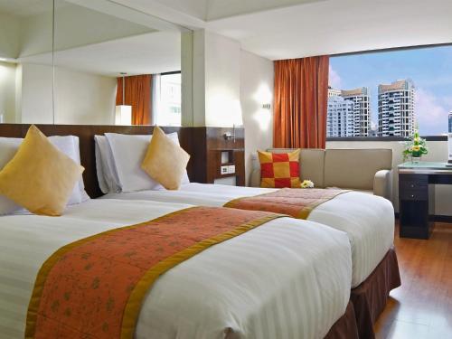 Marvel Hotel Bangkok photo 25