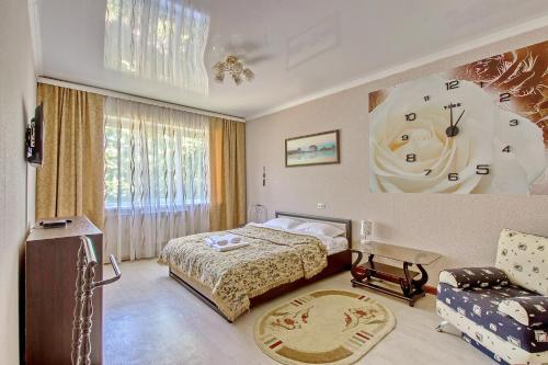 . Cozy apartment on Rozybakiev 145. Atakent