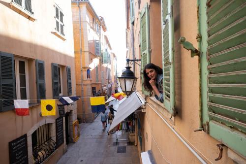 Maison d' Orange - Ponche - Location saisonnière - Saint-Tropez