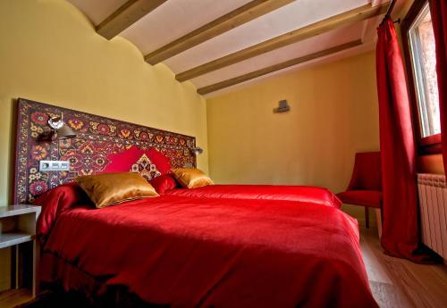 Double or Twin Room Hotel Albanuracín 18
