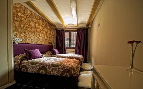 Double or Twin Room Hotel Albanuracín 17