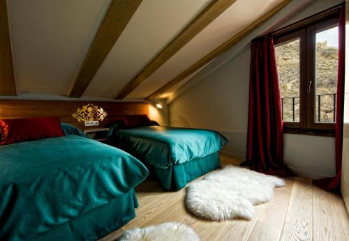 Double or Twin Room Hotel Albanuracín 22