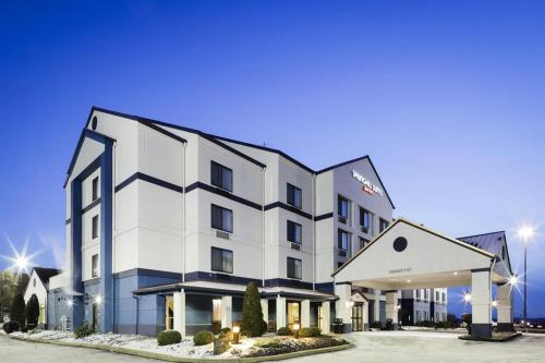 SpringHill Suites by Marriott Pittsburgh Washington