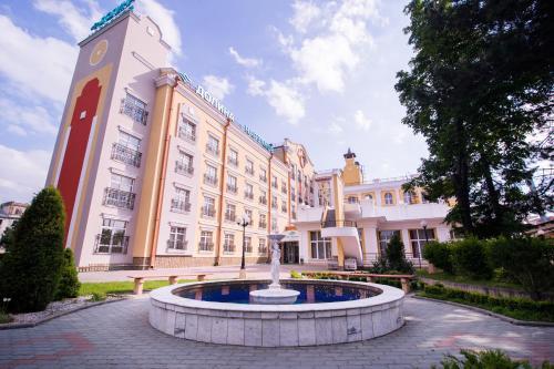 Sanatoriy Dolina Narzanov