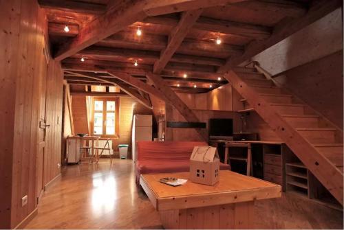 Charmant appartement T2 avec mezzanine - Annecy.