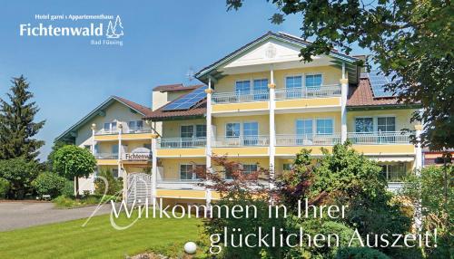 . Hotel Garni & Appartementhaus Fichtenwald