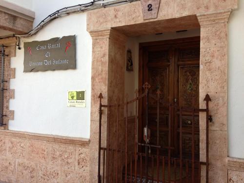 . Casa Rural El Rincon del Infante