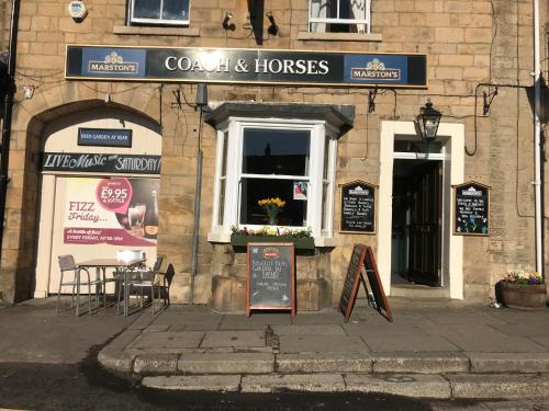 . Coach and Horses
