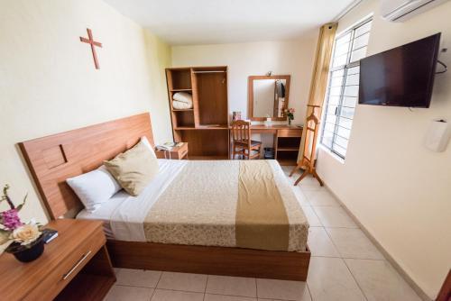 Elizabeth Central, Aguascalientes