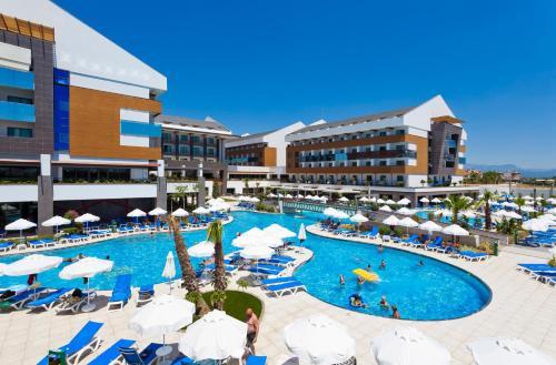 Side Terrace Elite Resort All Inclusive fiyat