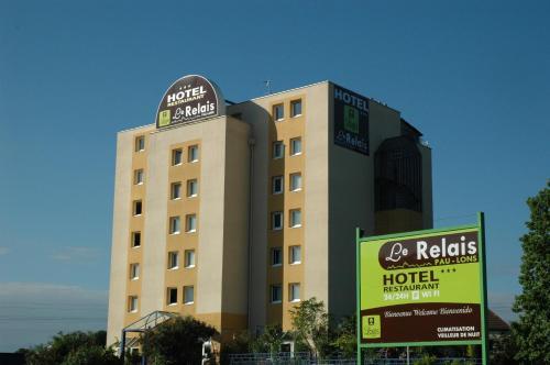 Hôtel Restaurant Le Relais - Pau Nord - Hotel - Lons