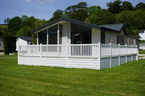 Lodge 77, Mevagissey, Cornwall