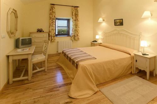 Posada Mar de Santillana værelse billeder
